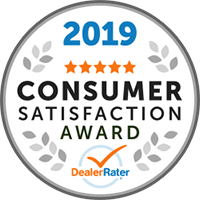 2019 consumer satisfaction award