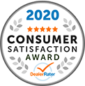 Consumer satisfaction award